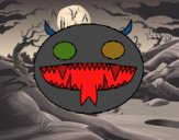 Cara de demonio