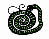 Signo de la serpiente
