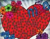 Corazón mae
