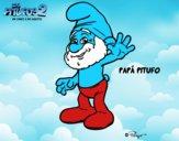 Papá Pitufo