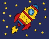 Cohete supersónico