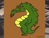 Dragón barrigón