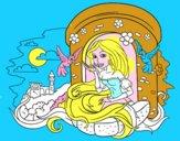 Princesa Rapunzel