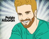 Pablo Alborán primer plano