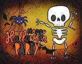 Feliz fiesta de Halloween