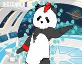 Oso Panda Just Dance