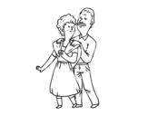 Dibujos para regalar a tu abuela