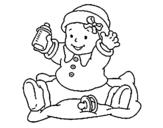 Dibujo de Bebé 3