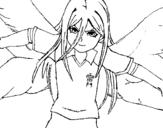 Dibujo de Inazuma
