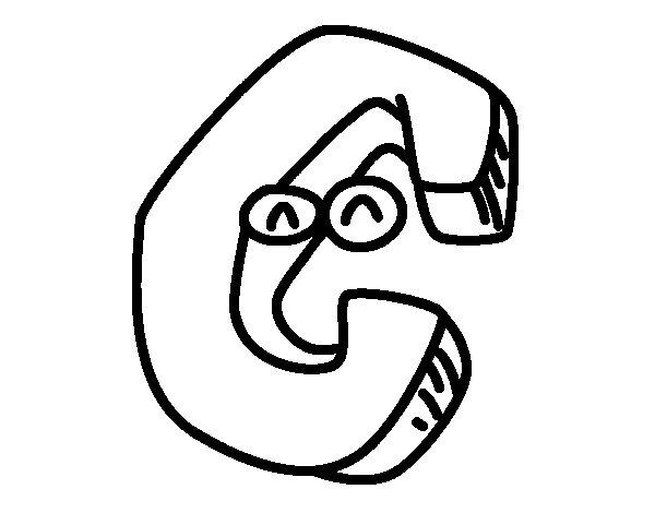 Dibujos Con La Letra C