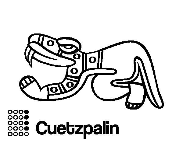 Dibujos Aztecas. Good Ejercito Azteca Aztecas Dibujos A Color ...