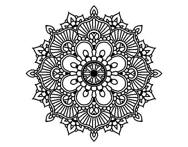 Mandalas De Animales Para Pintar Abstracto Pintar Tattoo: Fotolog De Mandalas