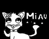 Dibujo de Miau