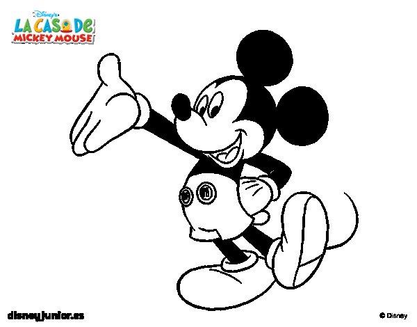 Juegos Mickey Mouse En Español Para Imprimir