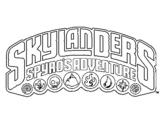 Dibujo de Skylanders para colorear
