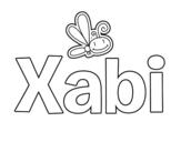 Dibujo de Xabi para colorear