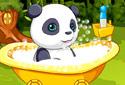 Cuidar al osito panda