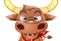 El toro saltarín
