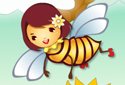 La abeja camarera