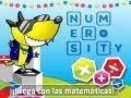 Numerosity, una app de matemáticas