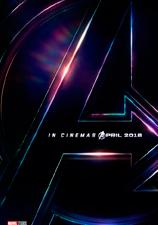 Cartel Vengadores: Infinity War
