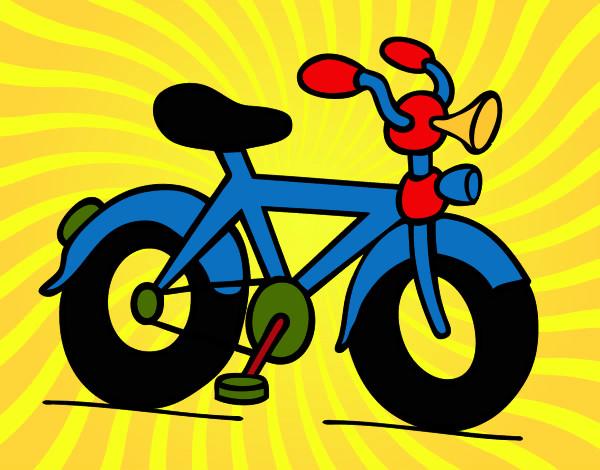 Dibujos De Bicicletas Para Colorear Dibujosnet