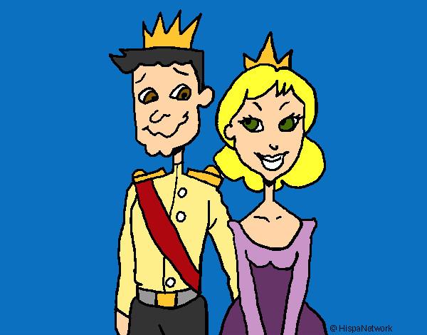 Dibujos De Principes Y Princesas Para Colorear: Dibujos De Príncipes Para Colorear