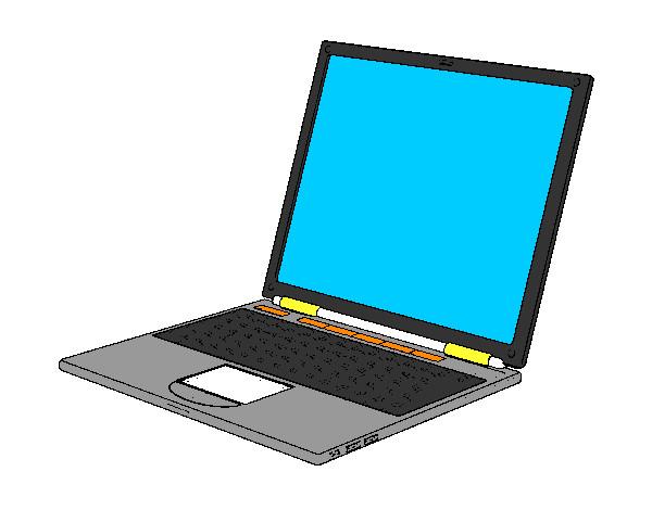 Dibujos de Computadores para Colorear - Dibujos.net
