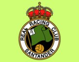 Escudo del Real Racing Club de Santander