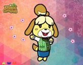 Animal Crossing: Canela