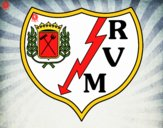Escudo del Rayo Vallecano de Madrid