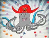 Pulpo pirata