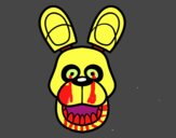 Golden Freddy de Five Nights at Freddy's