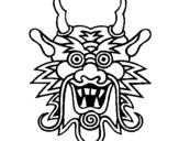 Dibujos De Máscaras Mas Visitados Para Colorear Dibujosnet