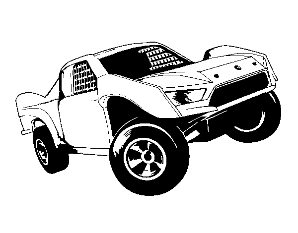 Dibujo De Hot Wheels Ford Para Colorear Dibujos Net