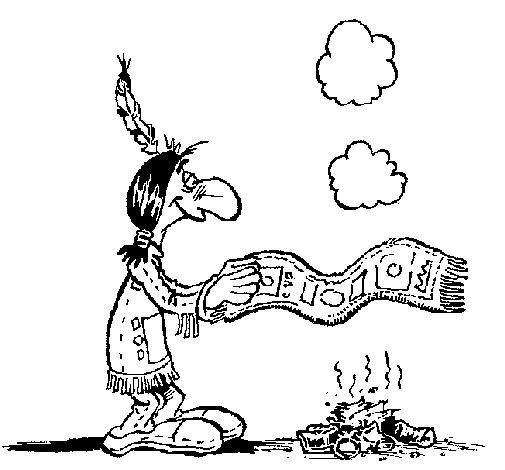 Dibujo de Señales de humo para Colorear - Dibujos.net