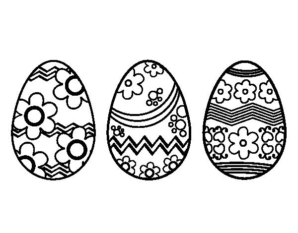 Diseos De Huevos De Pascua. Huevos Pascua Diseos Diferente Csp ...